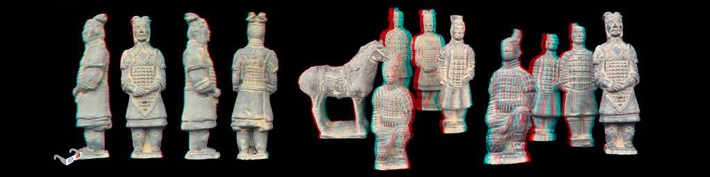 3D-Foto und Video