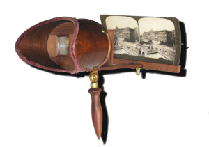Holmes Stereoskop