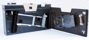 Diagonaler Filmverlauf im View-Master System
