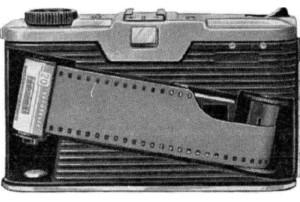 Filmtransport diagonal (aus der Bedienungsanleitung)