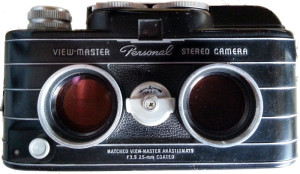 View-Master Personal Stereo Camera