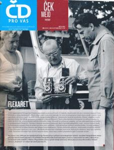 Artikel aus dem Magazin der Ceske Drahy