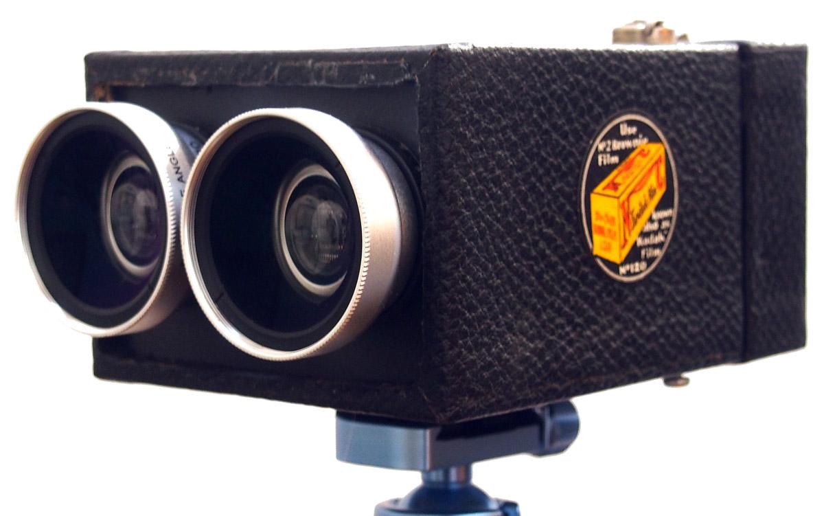 Raspi 3D-Kamera – die Hardware – 3D-Foto und Video