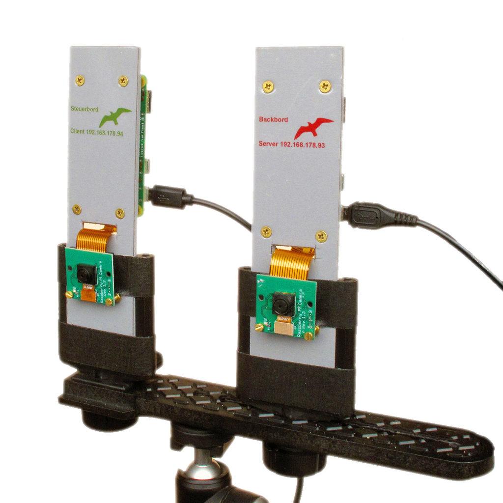 DIY 3D-Kamera Light-Version
