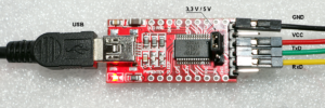 USB-serial Bridge